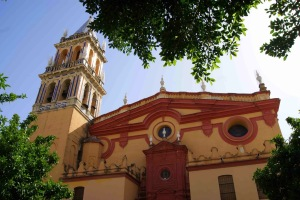 Iglesia de Santa Ana Sevilla