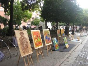 Paseo de Arte